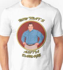 Now That's A Lotta Damage - Flex Tape Unisex T-Shirt