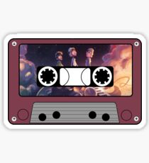 AJR - The Click Cassette Sticker