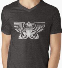 Mars Mission Insignia [SuperSized] Men's V-Neck T-Shirt
