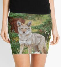 """The Stare-down"" Mini Skirt"