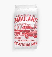 Ambulance Housse de couette