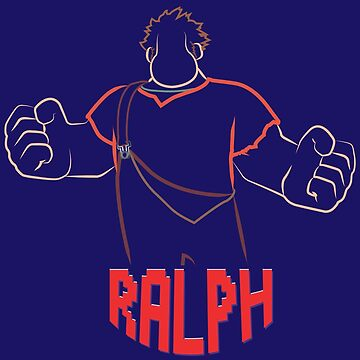 Ralph - Wreck It Ralph by corcora2