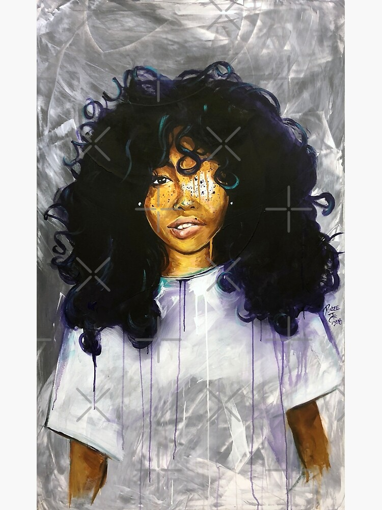Naturally SZA  by DaCre8iveOne