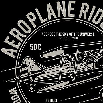 Aeroplane Rides by Kiteboy