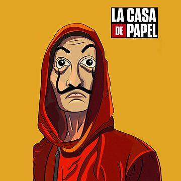 La casa de Papel by MosWorldShop