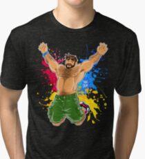 ADAM LIKES SUMMER Tri-blend T-Shirt