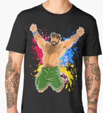 ADAM LIKES SUMMER Men's Premium T-Shirt