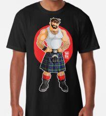ADAM LIKES KILTS Long T-Shirt