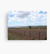 Prescott Valley Canvas Print