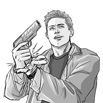 Dean Winchester by Vivalski