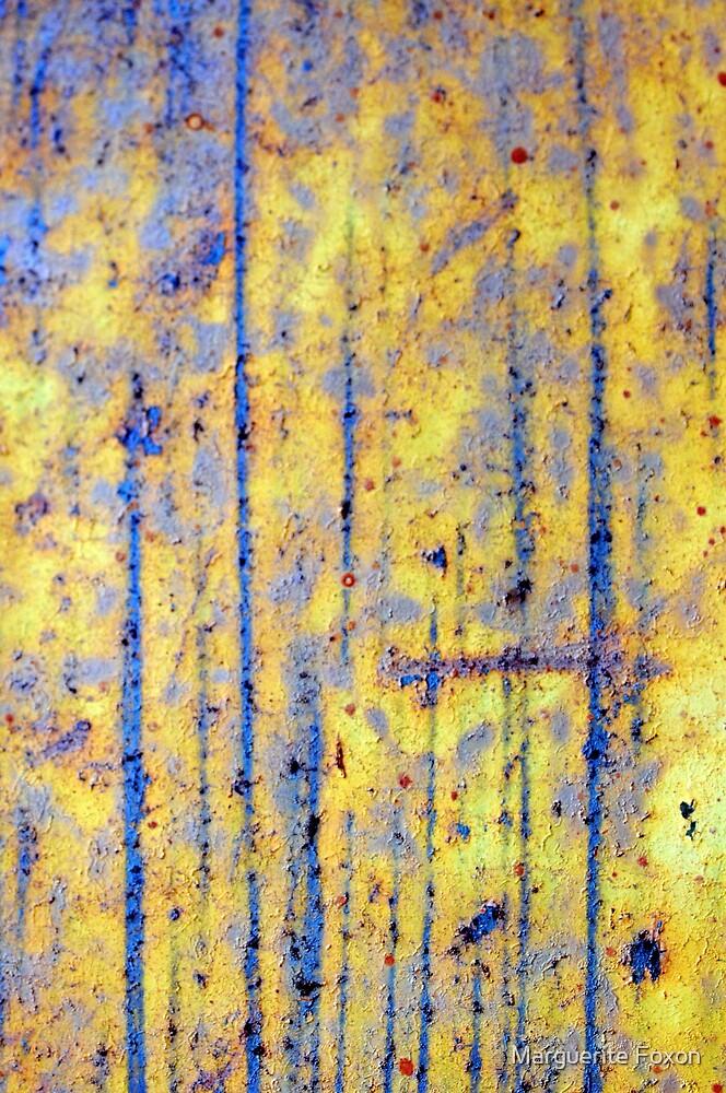 Blue Gums by Marguerite Foxon