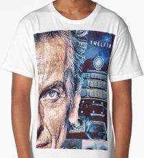 Doctor Who - Danger Lurking Long T-Shirt