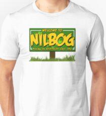 Nilbog! Unisex T-Shirt