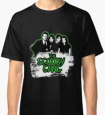 The Scooby Gang in Acid Green [BTVS] Classic T-Shirt