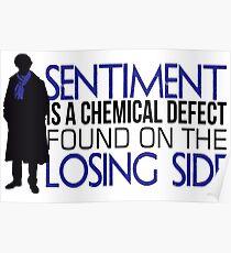 Sentiment Poster