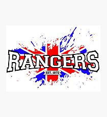 Glasgow Rangers Photographic Print