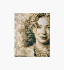 River Song Art Board