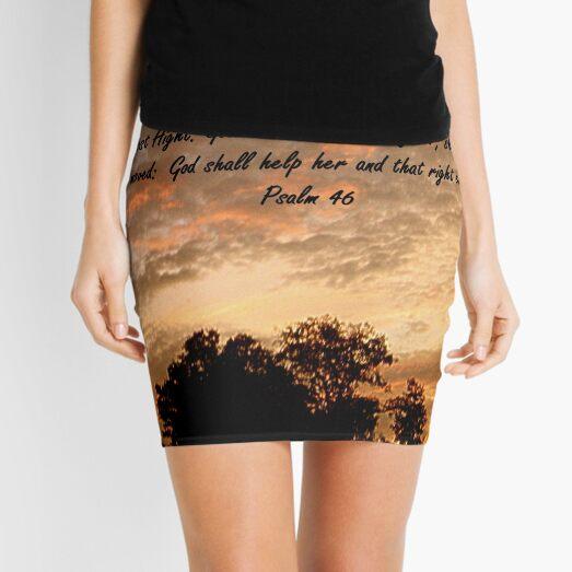 OUR REFUGE Mini Skirt