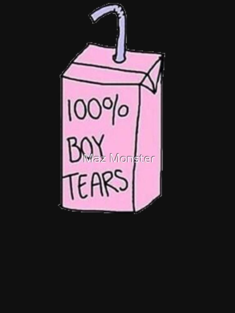 Boys tears by mariannamonstaa