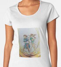 Warrior Sisters Women's Premium T-Shirt