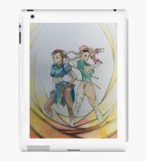 Warrior Sisters iPad Case/Skin