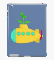 plant submarine iPad Case/Skin