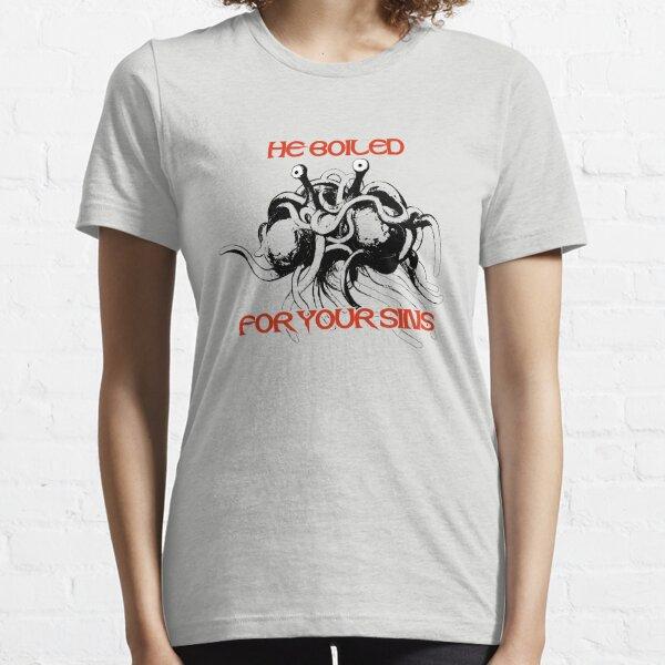 Flying Spaghetti Monster Essential T-Shirt