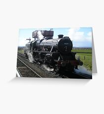 LMS 45231 The Sherwood Forester Greeting Card