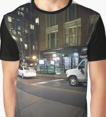 Van, #Van, Manhattan, #Manhattan, New York, #NewYork, NYC, #NYC, New York City, #NewYorkCity Graphic T-Shirt