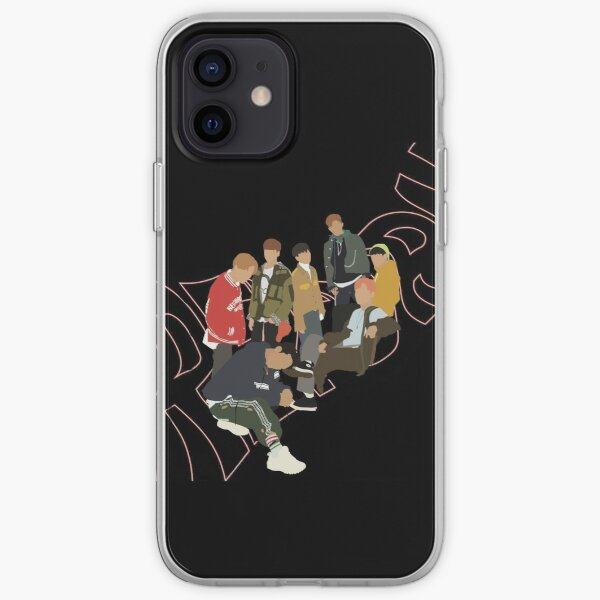 IKON- Love Scenario iPhone Soft Case