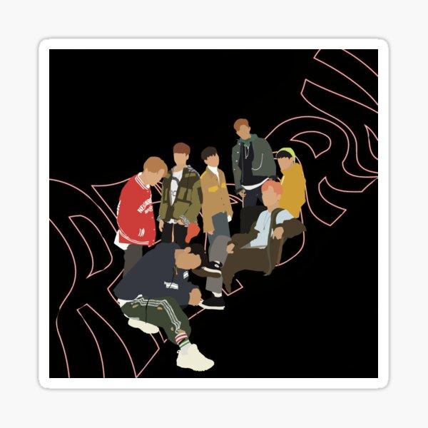 IKON- Love Scenario Sticker