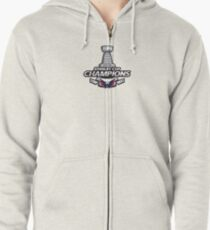 Washington Capitals Stanley Cup Champions Zipped Hoodie 543ed8a6f