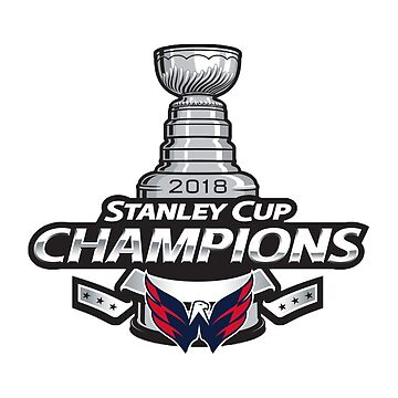 Washington Capitals Stanley Cup Champions  by DarienBecker