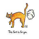 This Fart is for You by Anne Pennypacker