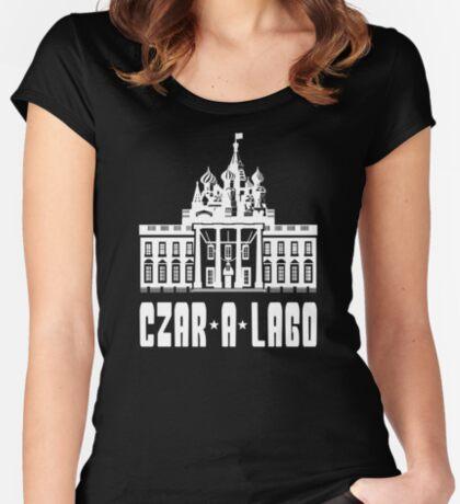 Czar A Lago Women's Fitted Scoop T-Shirt
