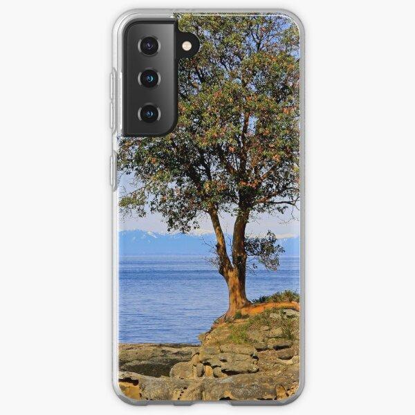 Arbutus Tree Samsung Galaxy Soft Case