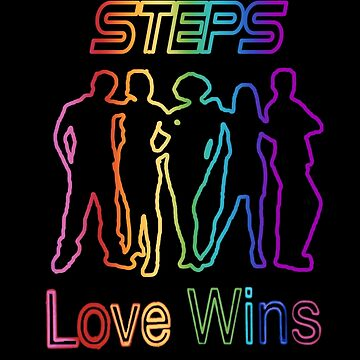 Steps Love Wins 2.0 by jbtiger1992