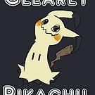 Clearly Pikachu - Mimikyu by Lyrikin