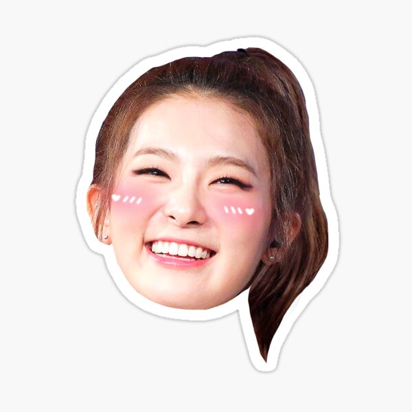 Seulgi Red Velvet Pegatina