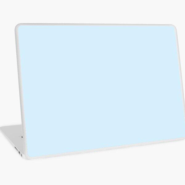 Solid Pastel Blue Laptop Skin