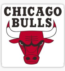 Chicago Bulls - Basketball Team Sticker