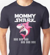 Mommy Shark T-shirt Doo Doo Doo - Mother's Day Gift Tee Unisex T-Shirt