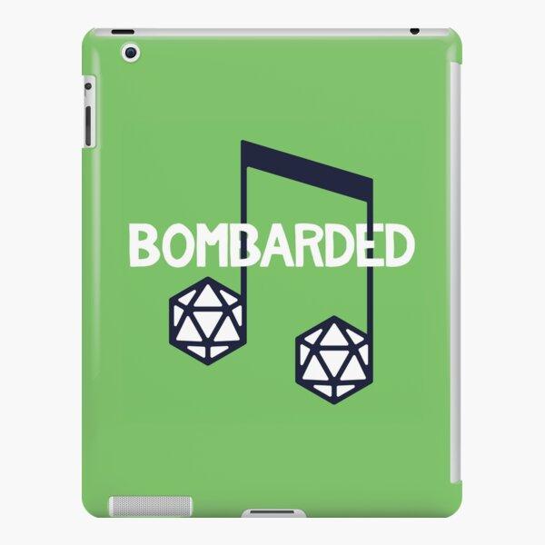 bomBARDed Logo w/Background iPad Snap Case