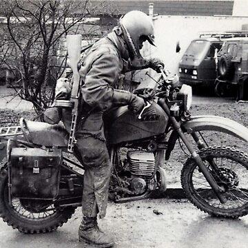 Post War Austrian Bike by omfgtimmy