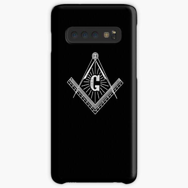 Freemason Logo   Square & Compass Symbol2 Samsung Galaxy Snap Case