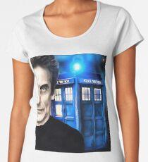 Twelfth Doctor Women's Premium T-Shirt