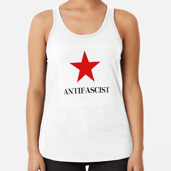Antifascists Antifa Punk gnwp gegen Nazis XS-XXL Girlie
