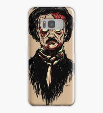 Edgar Allan Poe Zombie Samsung Galaxy Case/Skin