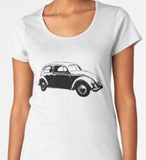 VW Super Beetle Women's Premium T-Shirt