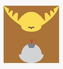 Ratchet & Clank - Minimal Design Photographic Print